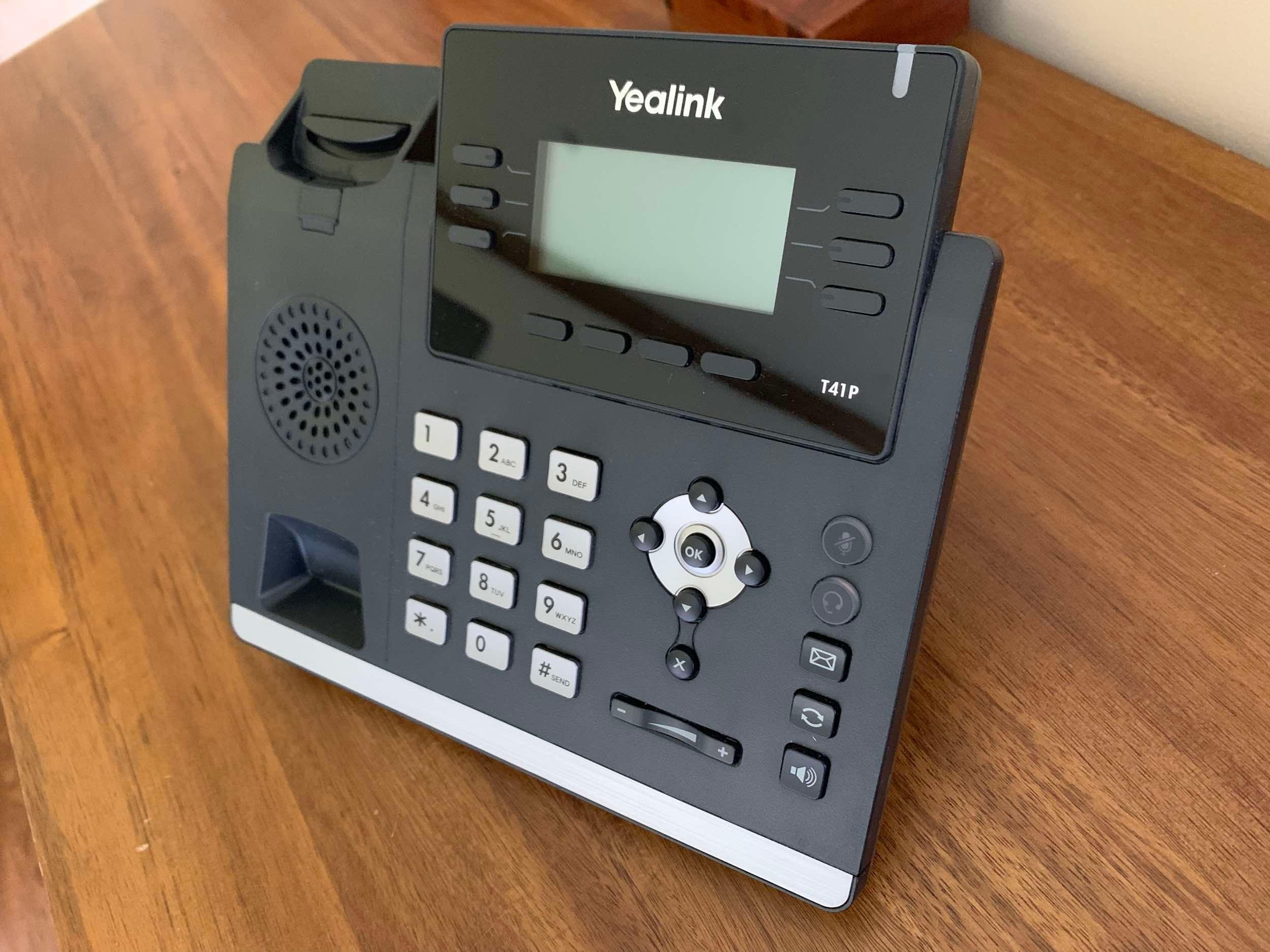 BT Cloud Voice Yealink