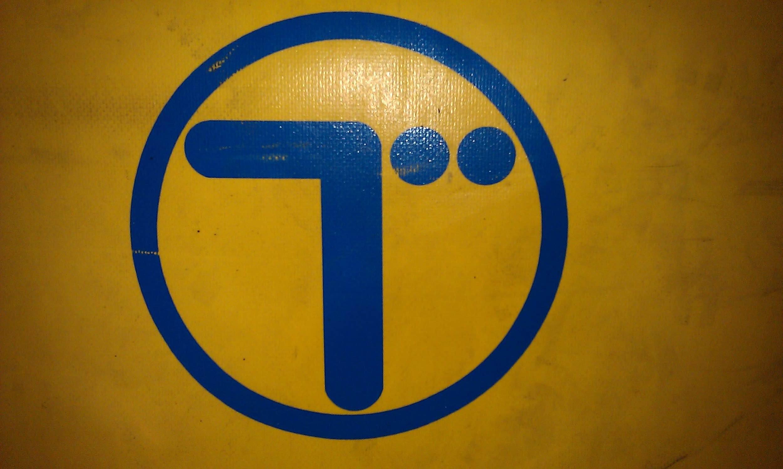 Retro BT Logo