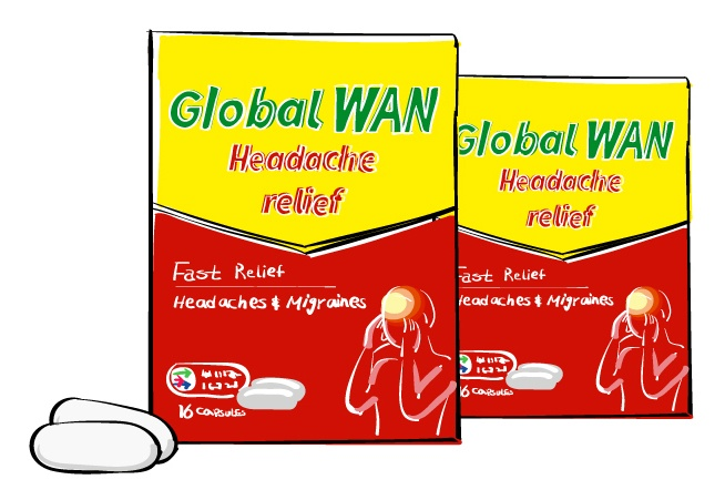 WAN Solutions Headache