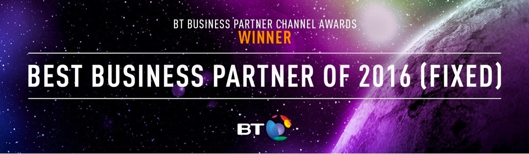 BT Partner of the Year